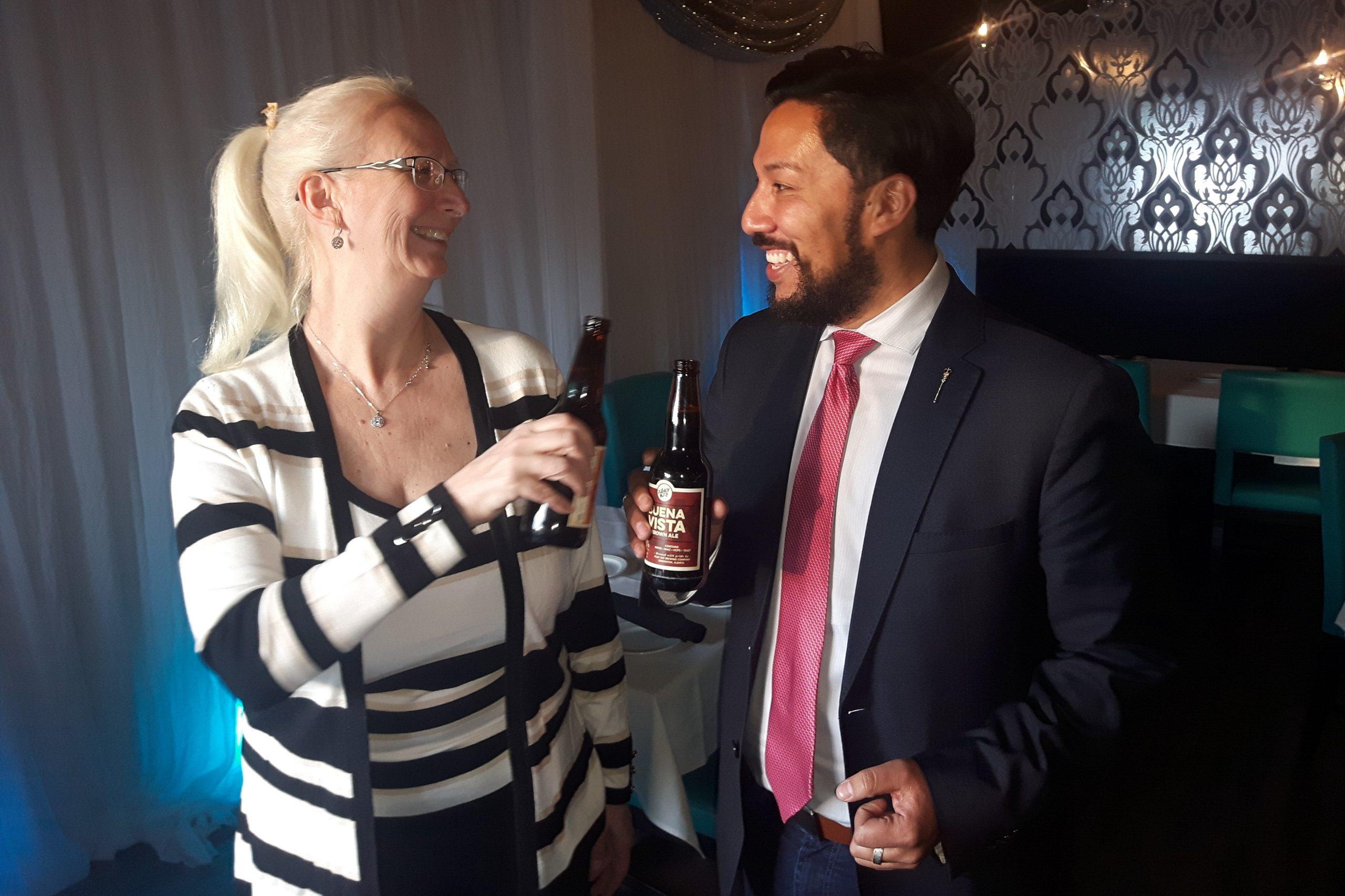 Alberta Salutes Asti Trattoria Owner Over B.C. Wine Ban