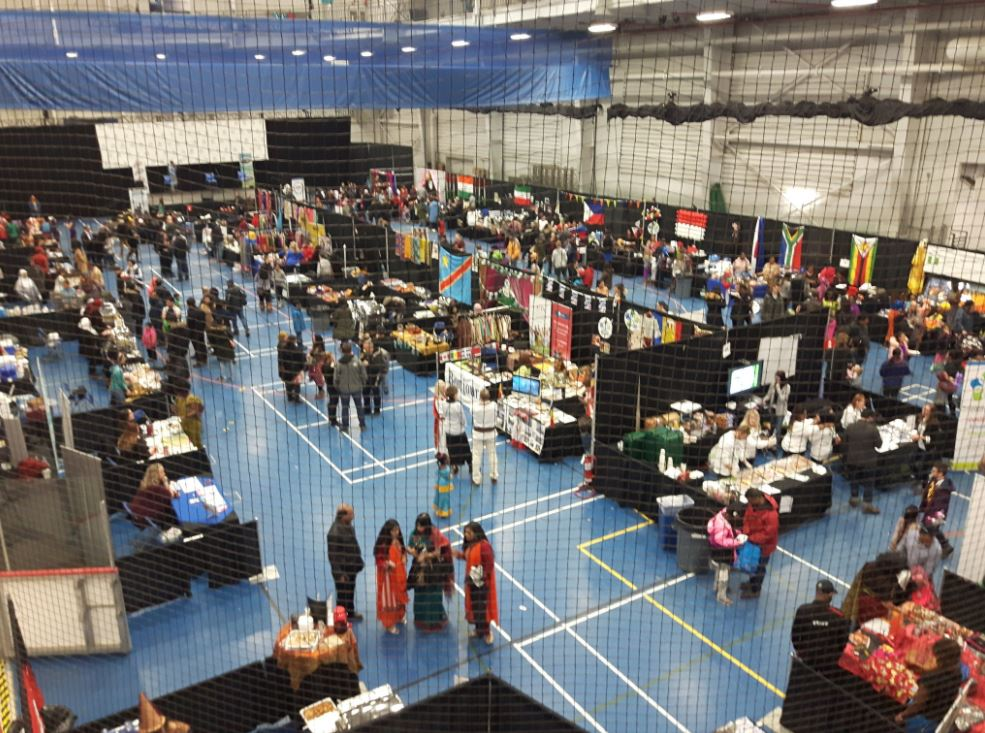 Fort McMurray's Multicultural Expo Shows There's Unity In Diversity