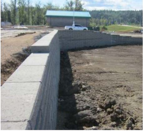 Municipality Looking at Retaining Walls, Berms For Flood Mitigation in Lower Townsite