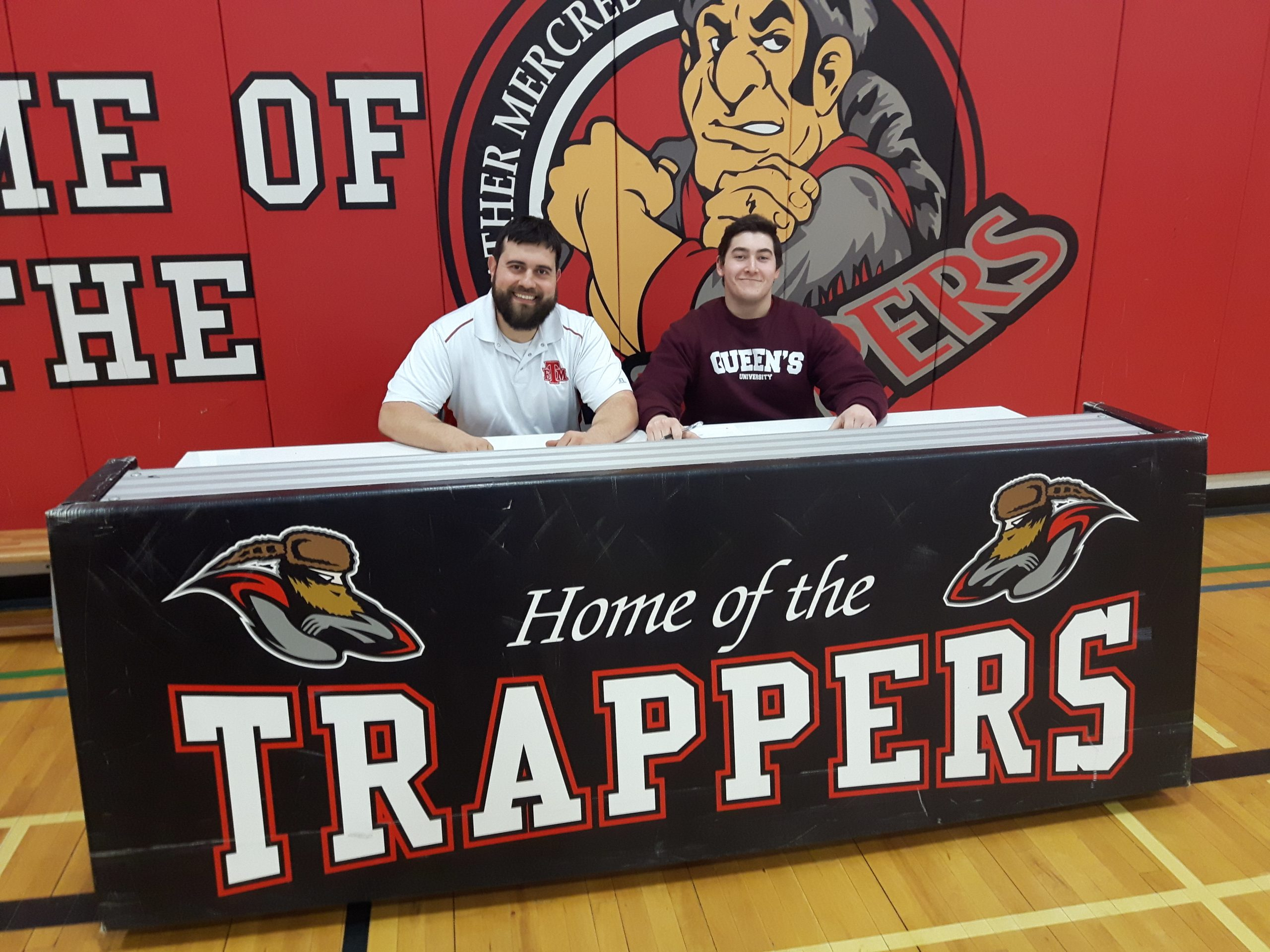 Father Mercredi Football Star Commits To Queen's University