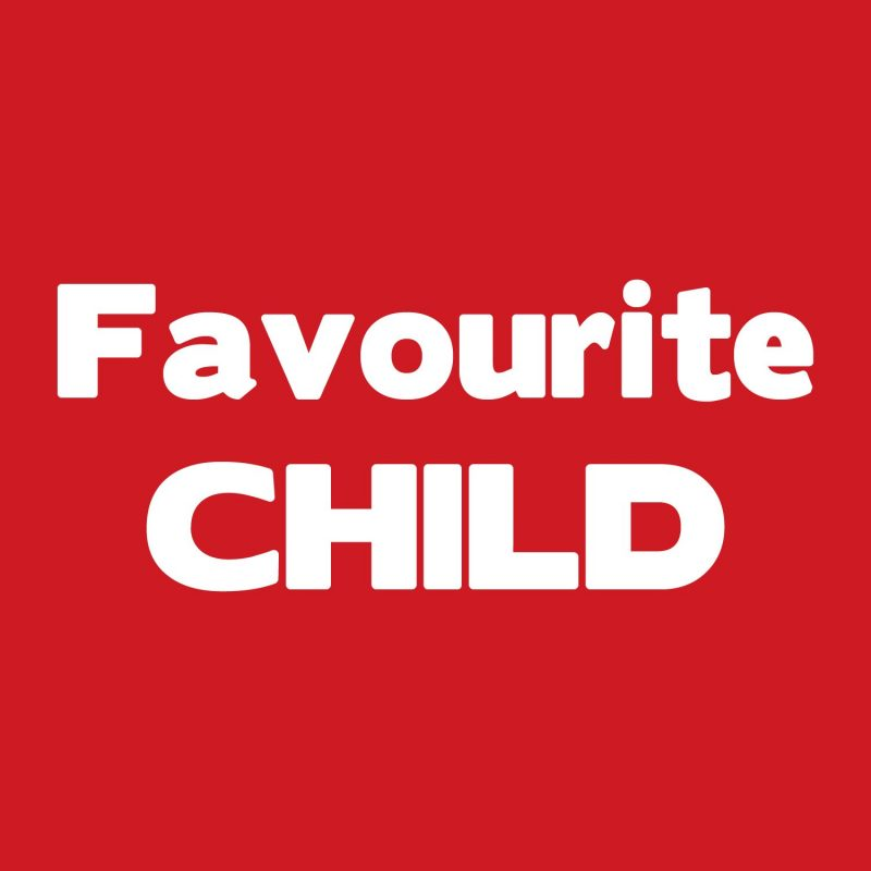 Study Proves That There Is A Favourite Child!
