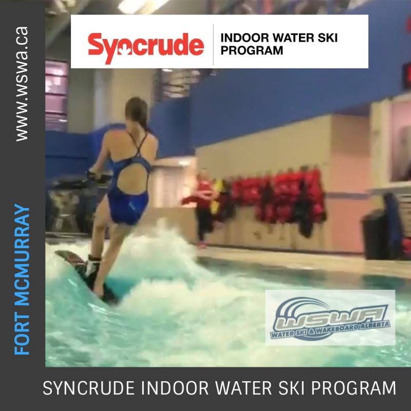 North America's First Indoor Water Ski Program Launching In Fort McMurray