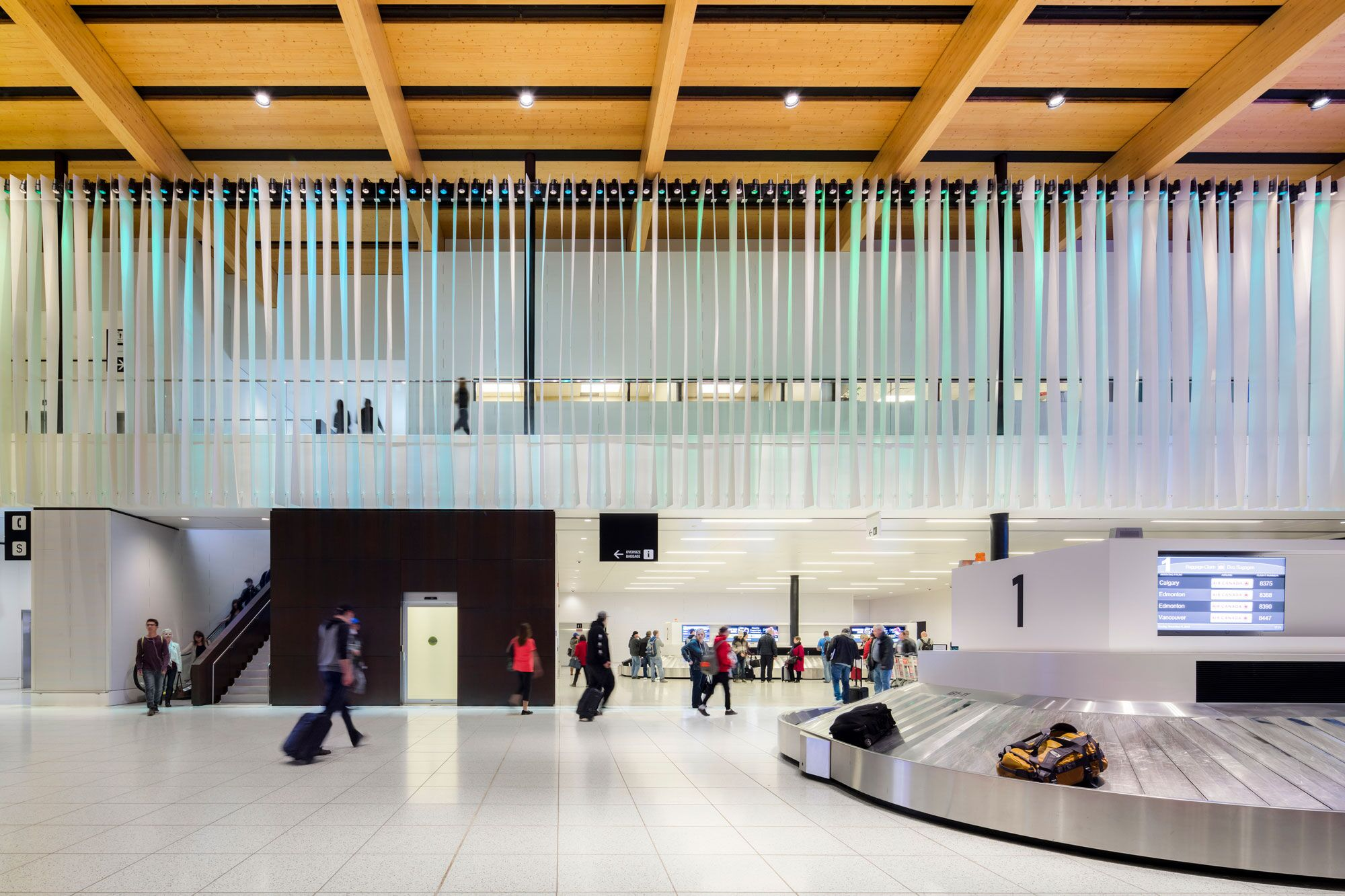 Fort McMurray Airport Wins Governor General's Medal For Outstanding Architecture