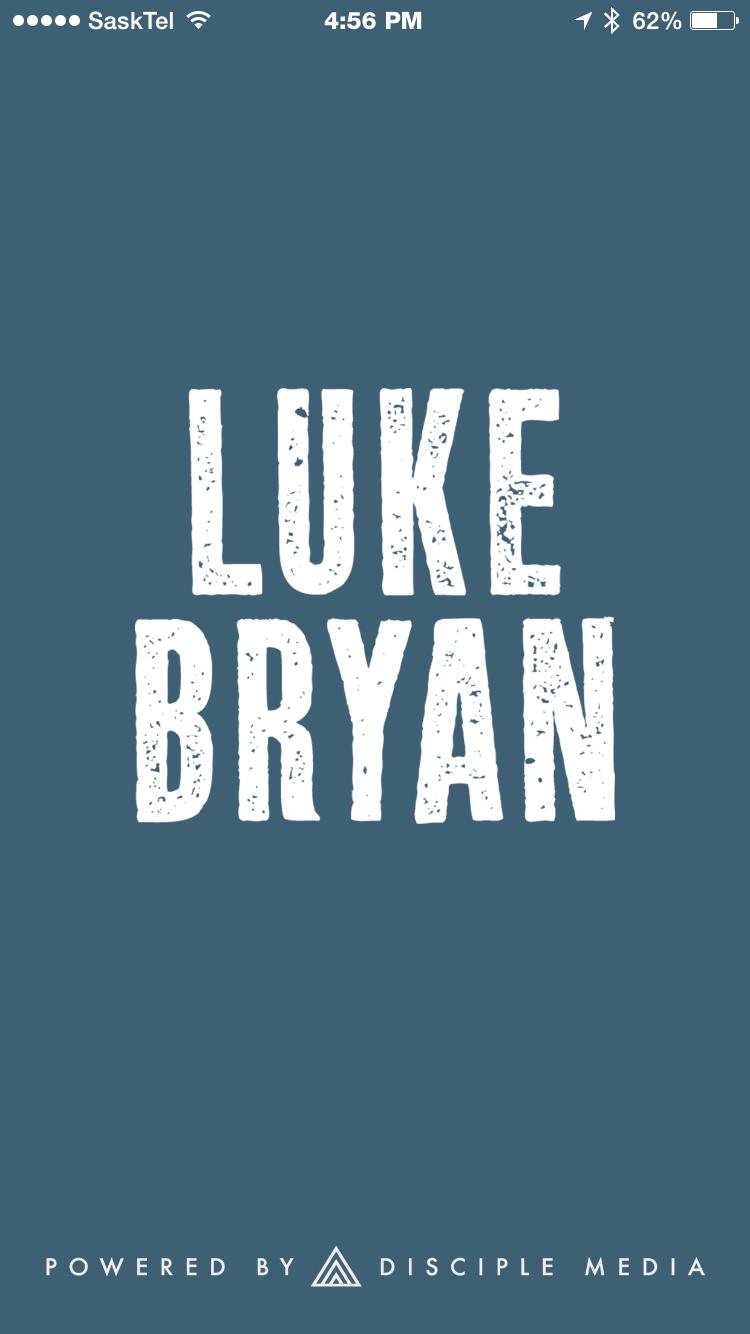 Evan's App Reviews: Luke Bryan App