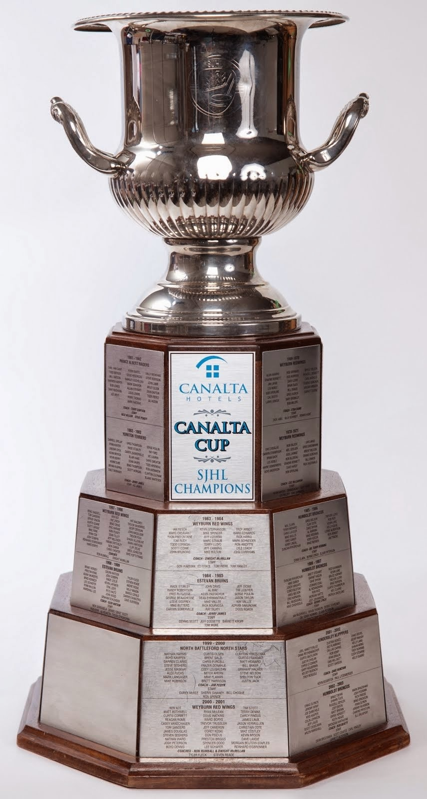 Mustangs capture 2nd straight Canalta Cup Title
