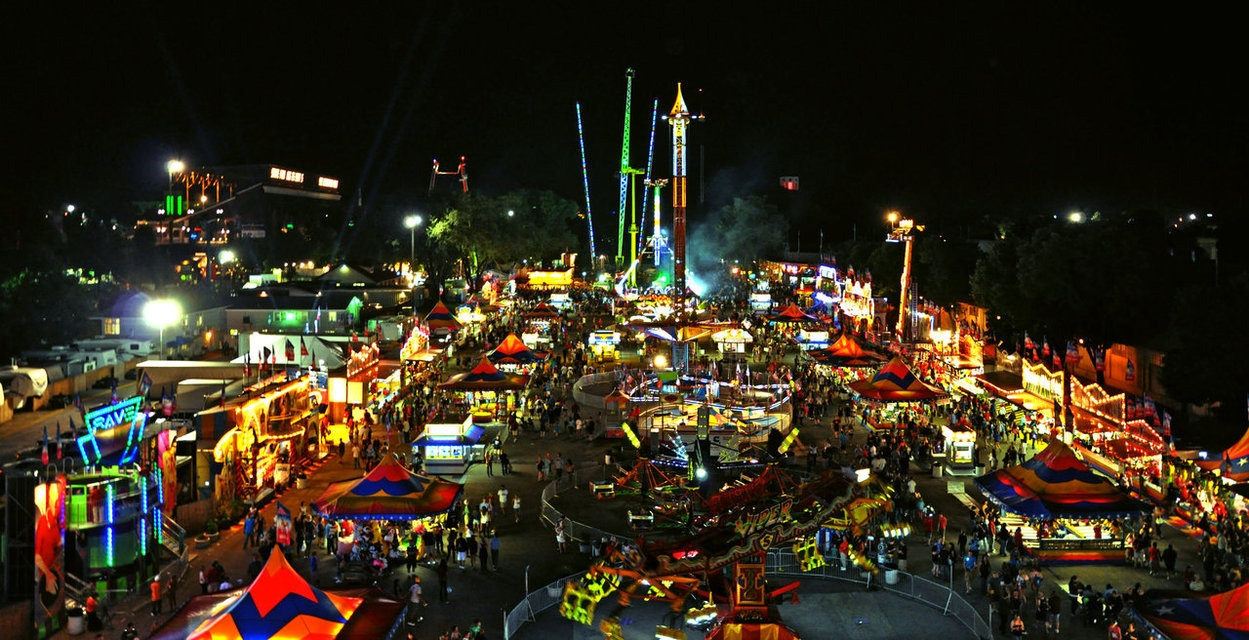 Would you try this Fair food?