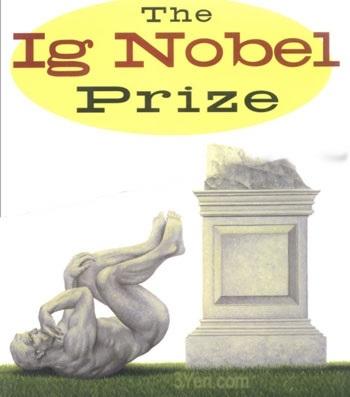 The Ig Nobel Prize