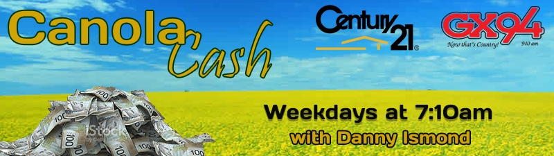 Guess the daily closing Canola Prices to win the growing pot of cash with Canola Cash!