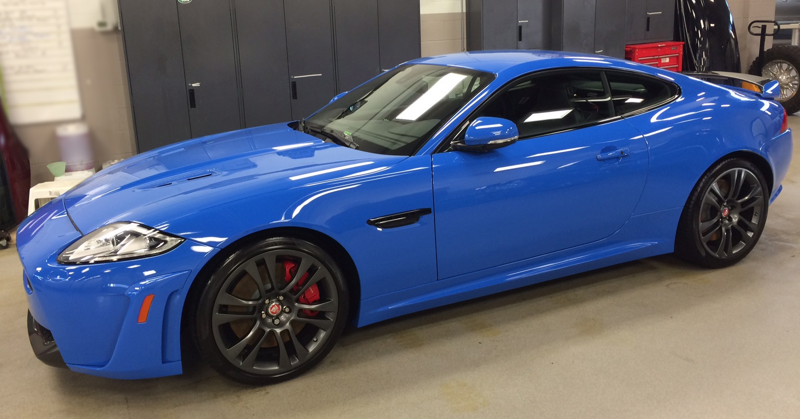 Stolen Luxury Sports Car Located In Regina