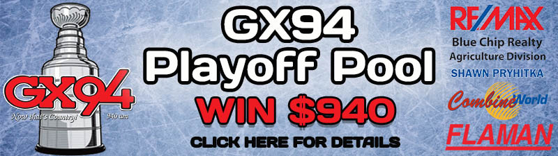 GX94 Playoff Pool