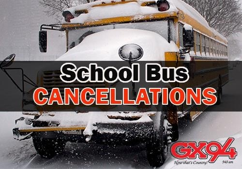 Another Day Of Bus Cancellations