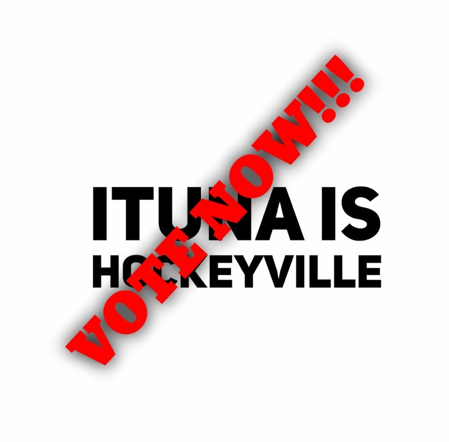 Vote for Ituna Today
