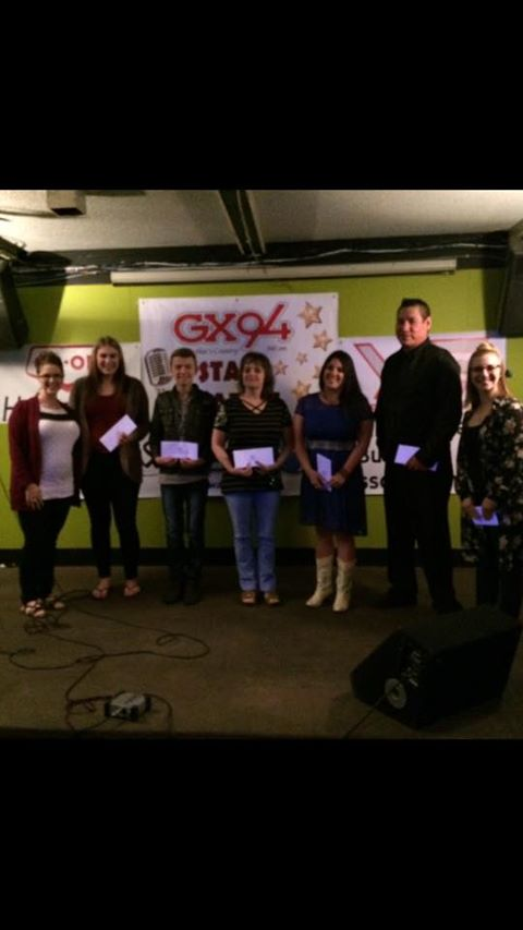 Night 1 of Our 2017 GX94 Star Search