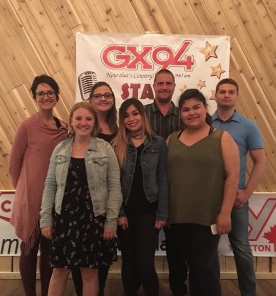 Night 2 of our GX94 Star Search