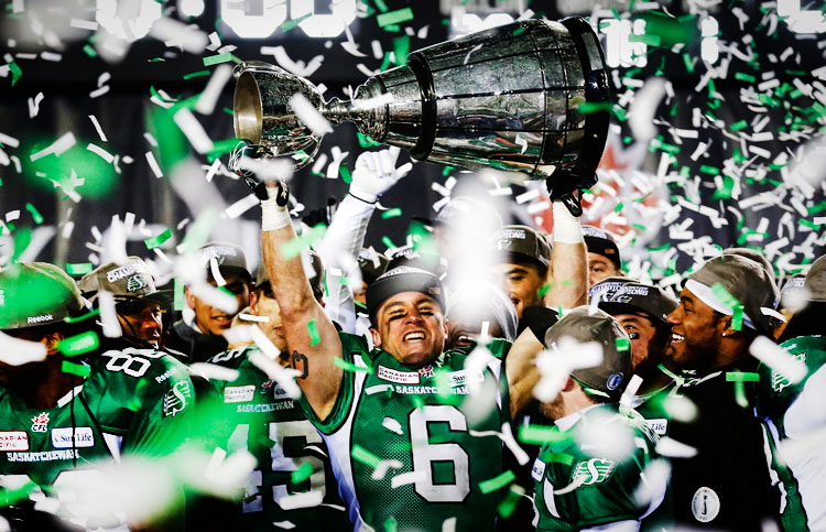 Grey Cup Champions?
