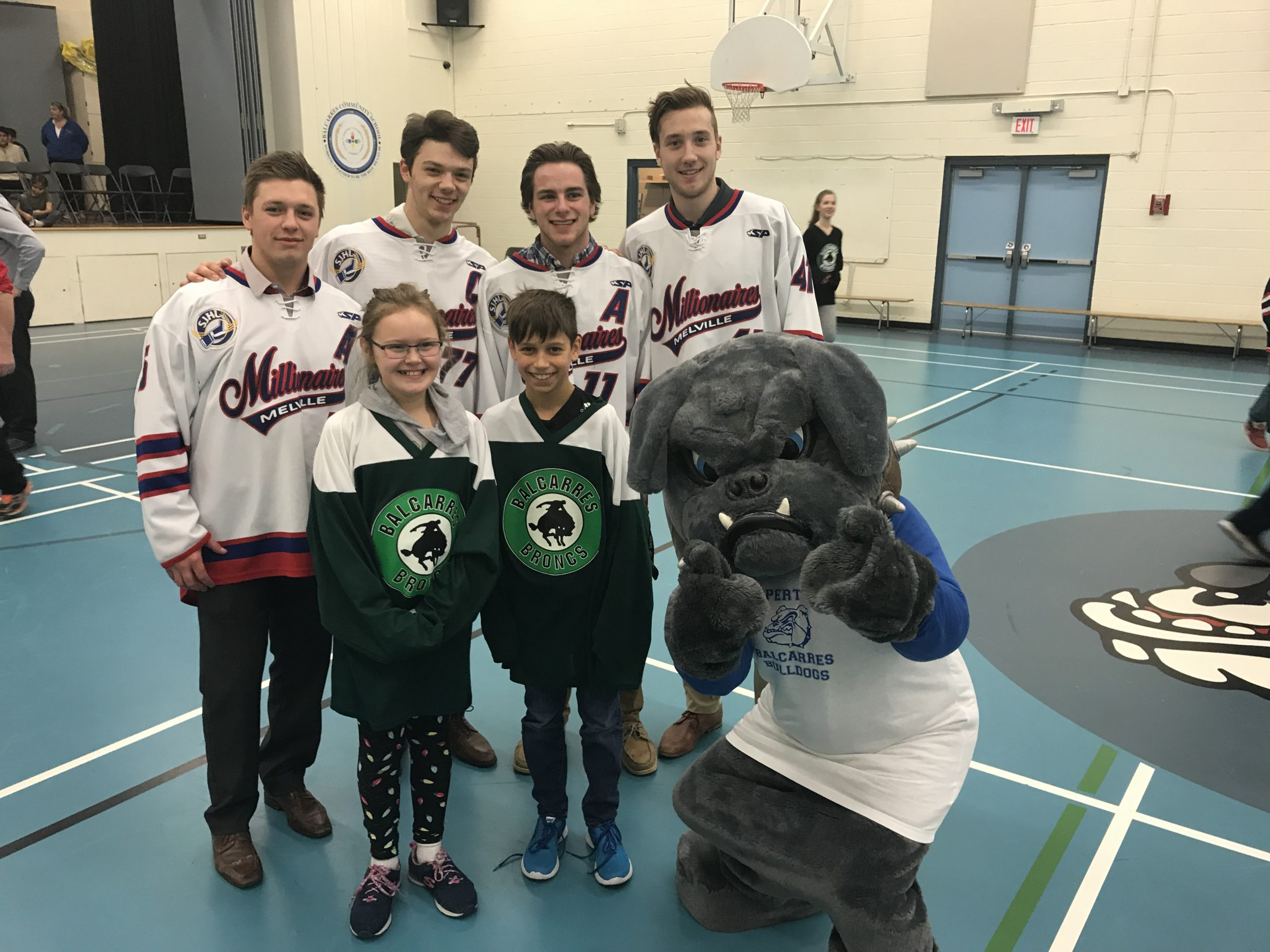 Town of Balcarres To Host 2018 Cameco Hockey Day in Saskatchewan