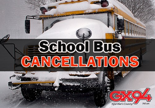 Cancellations and Closures for Mon. Mar. 5/18