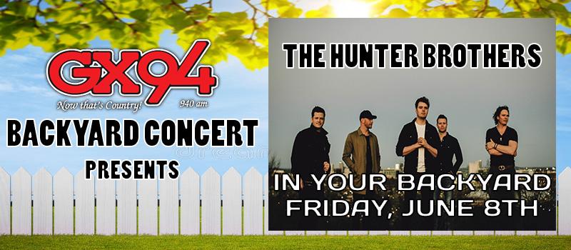 Feature: http://d313.cms.socastsrm.com/2018-gx94-backyard-concert-the-hunter-brothers/?preview=true