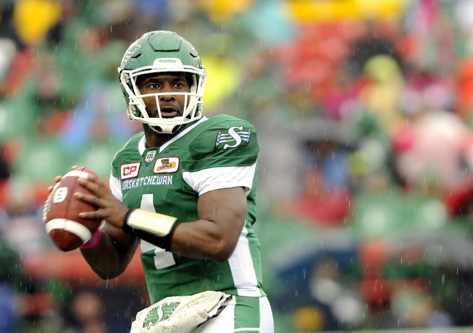 Former Rider QB Durant has called it a career