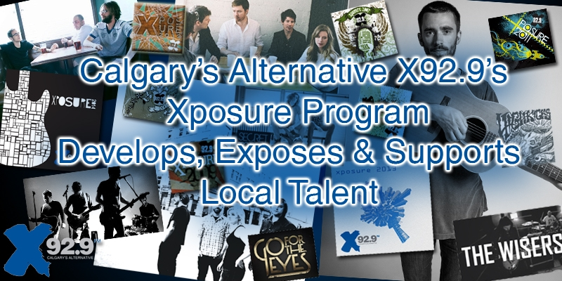X92.9: Supporting local talent since 2007