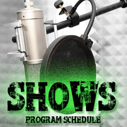Shows Program Schedule