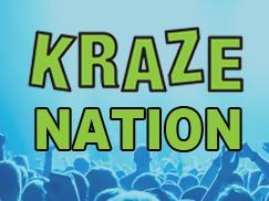 KRAZE Kraze Nation 243x182