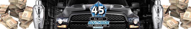 Southside Shaker web page image