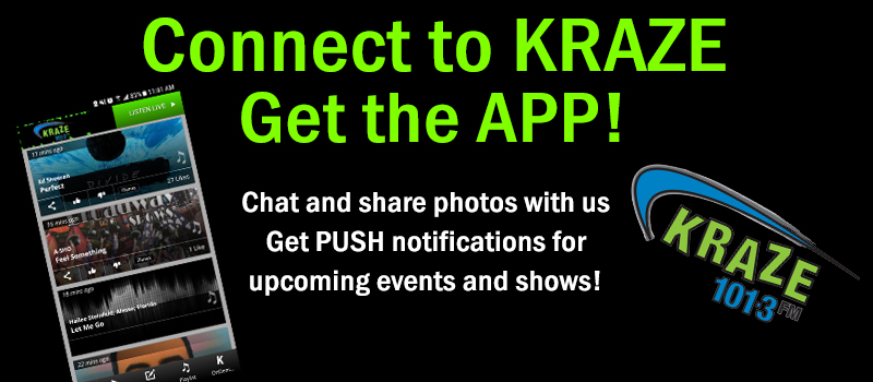 Feature: http://www.kraze1013.com/download-the-app/