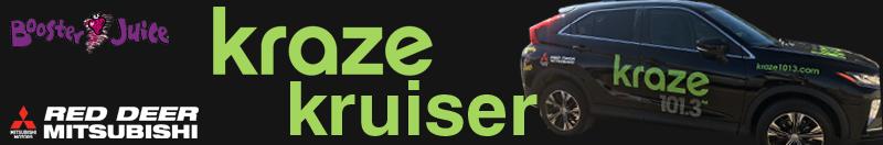 Feature: http://www.kraze1013.com/2018/05/05/kraze-summer-kruiser/