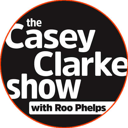The Casey Clarke Show with Roo Phelps