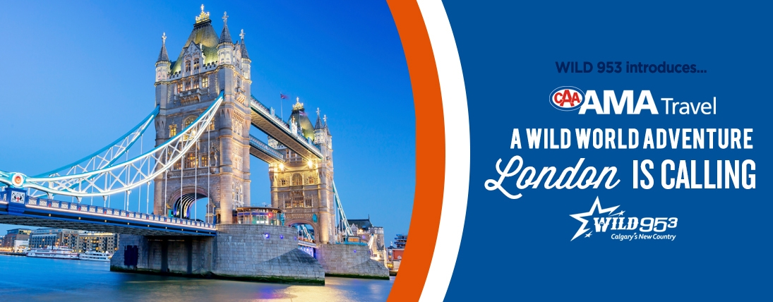 WILD World Adventure – London is Calling