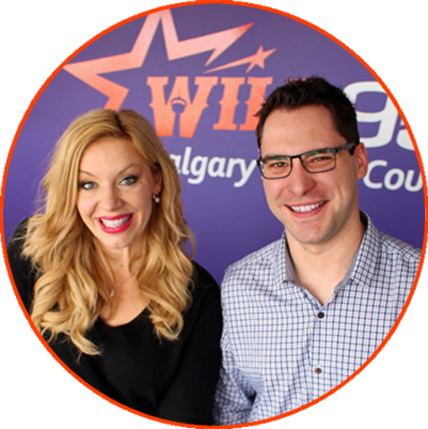 WILD Mornings: Heather and Jonny B