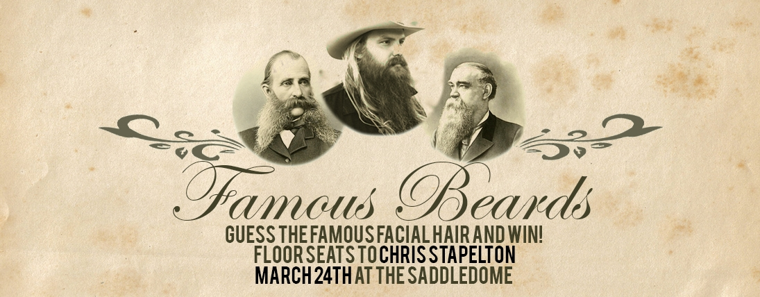 Famous Beards