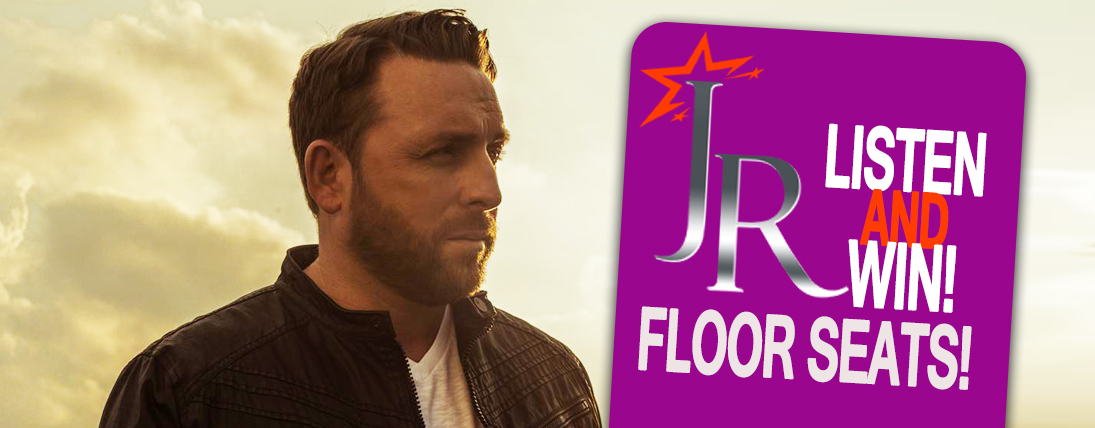 Win FLOOR SEATS to Johnny Reid