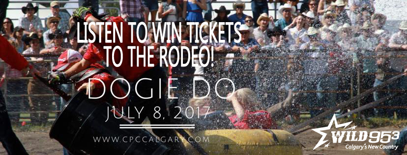 Win Tickets to the Dogie Do Rodeo 2017!