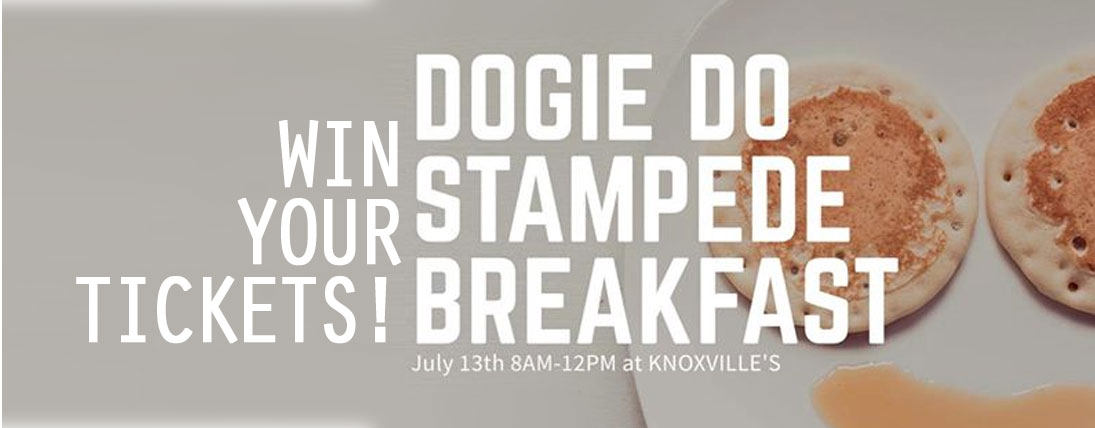 The Dogie Do Rodeo Pancake Breakfast!