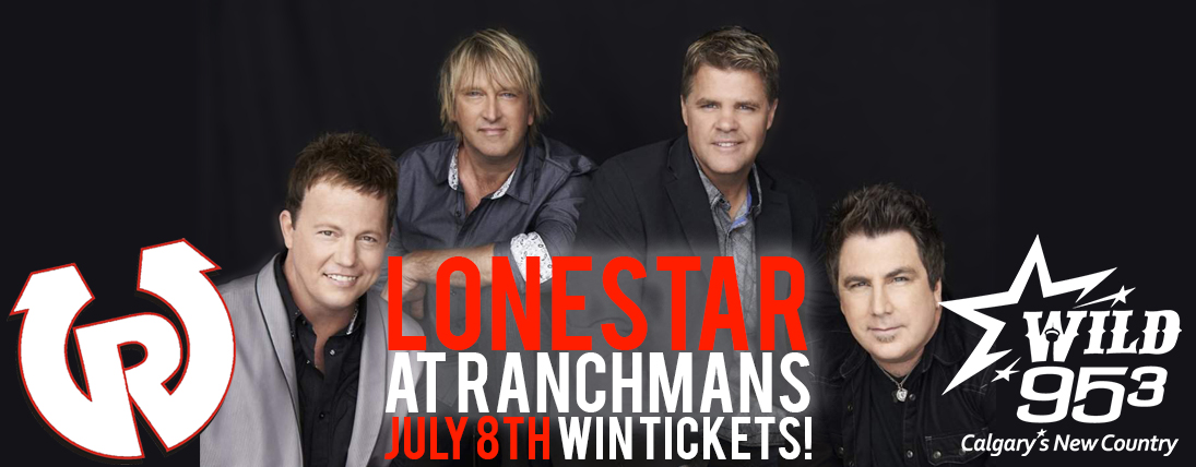 Win Tickets to Lonestar at Ranchmans