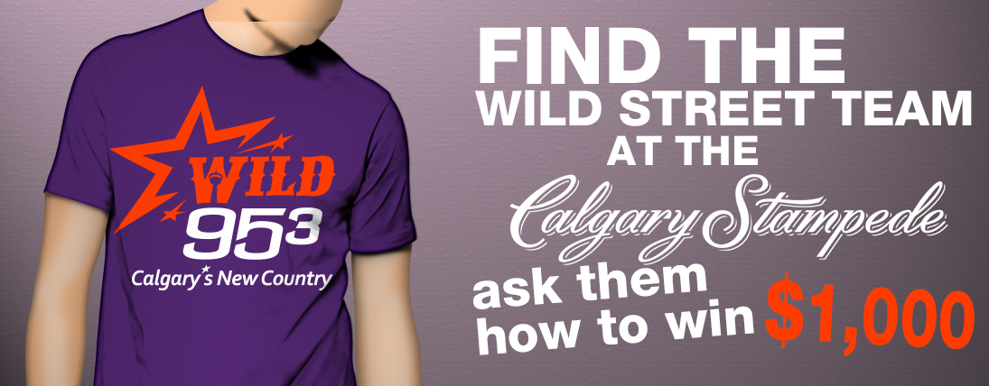 Win a $1,000 at the Calgary Stampede!