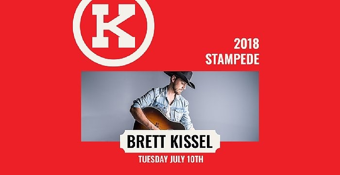 You can win tickets to Brett Kissel!
