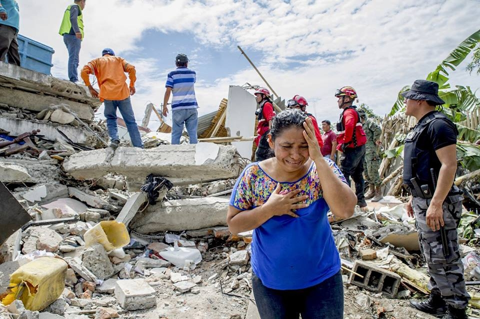 Toronto se mueve por Ecuador