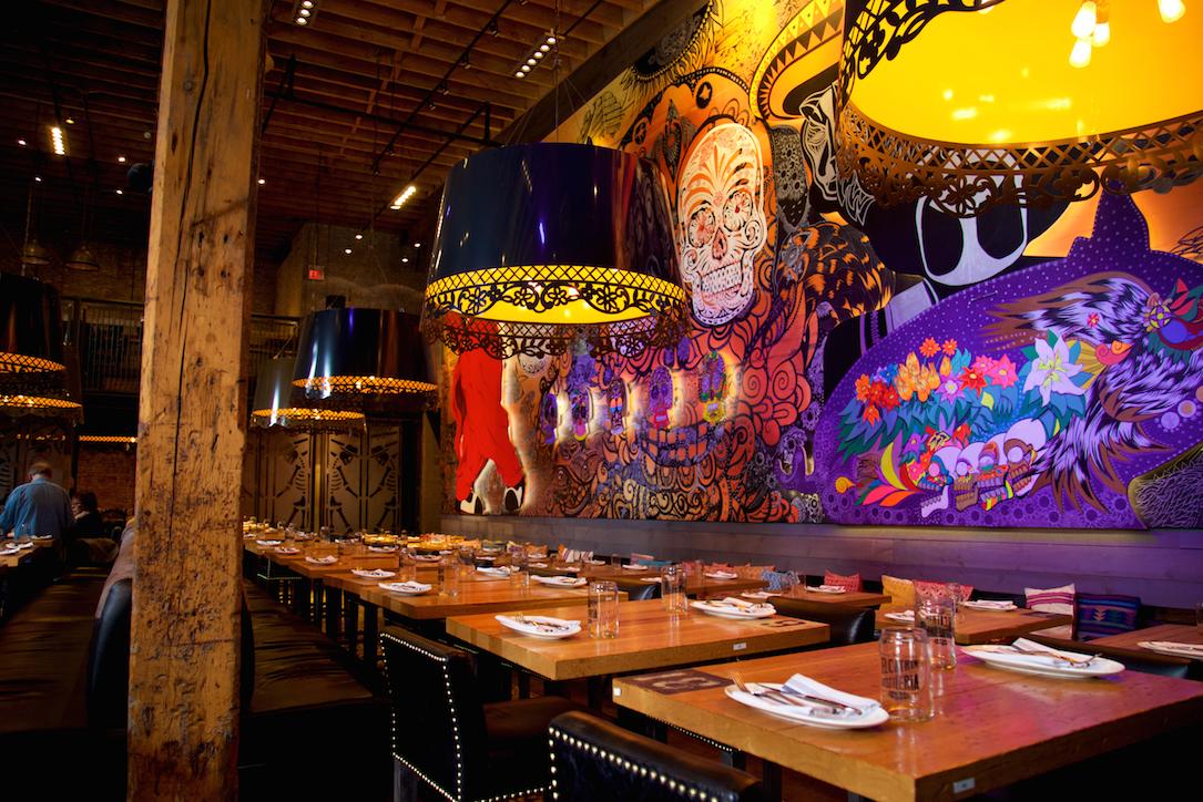 Top 5 restaurantes latinos en Toronto