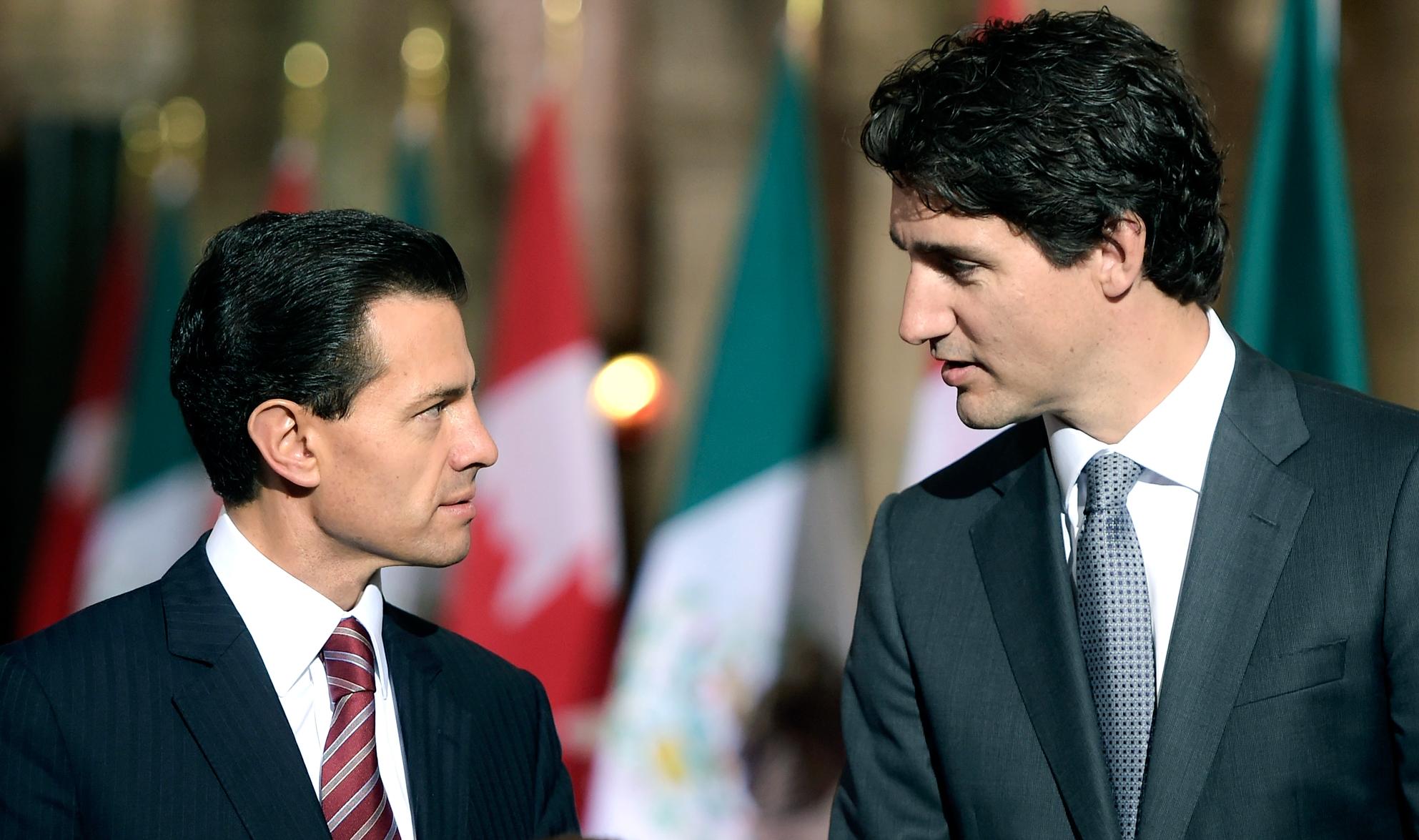Las solicitudes de refugio de mexicanos se disparan tras la eliminación de la visa
