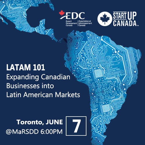 LATAM 101: Expanding Canadian Businesses into Latin American Markets
