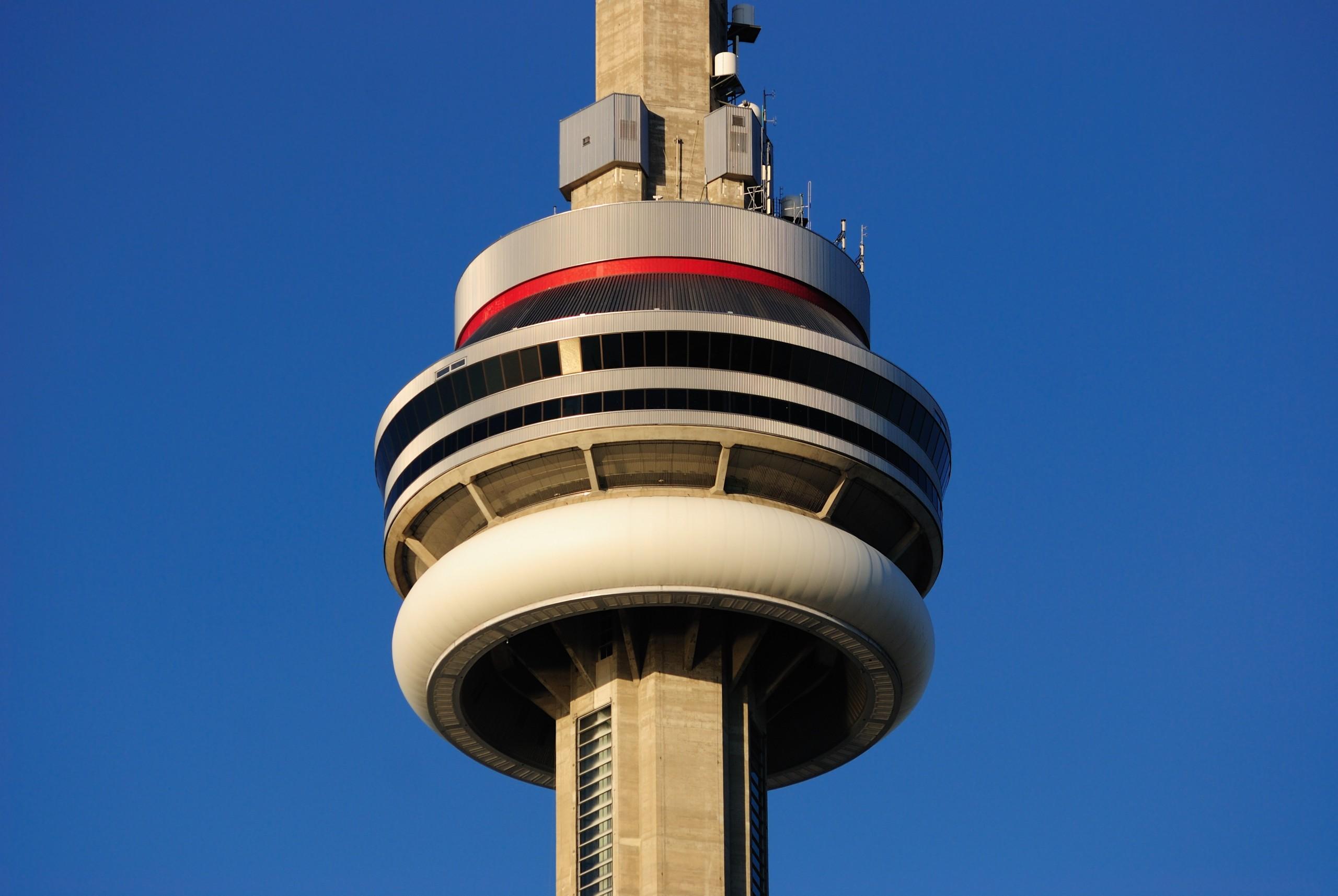 ¿Podría desaparecer la CN Tower de Toronto?