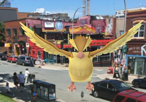 Pokemon Go ya es oficial en Canadá