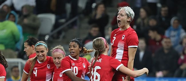 RIO 2016 WOMEN'S SOCCER SEMIFINAL: Canada vs. Germany, Tuesday August 16 at 3 PM EST