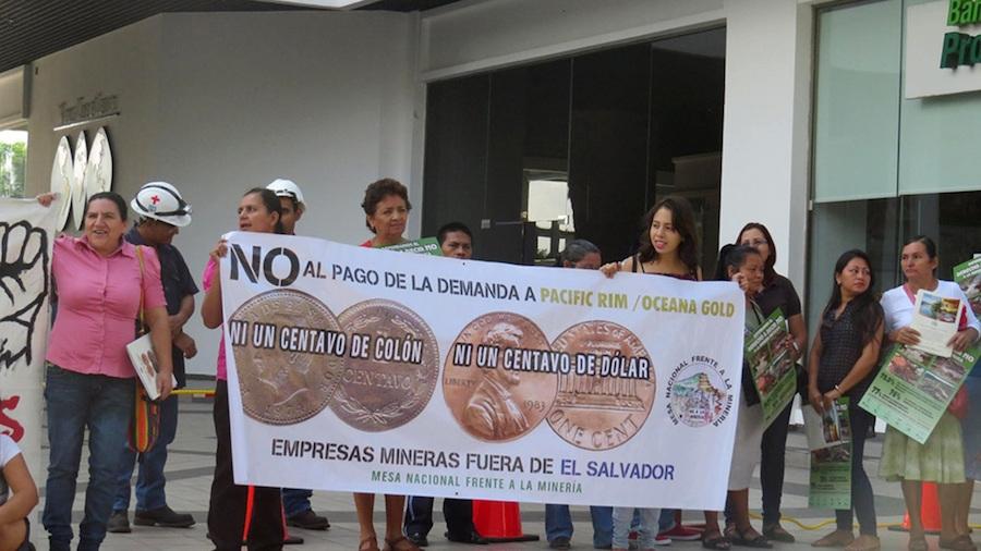 Pacific Rim Mining loses suit against El Salvador