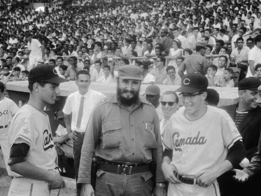 ¿Fue Castro el dictador favorito de los canadienses?