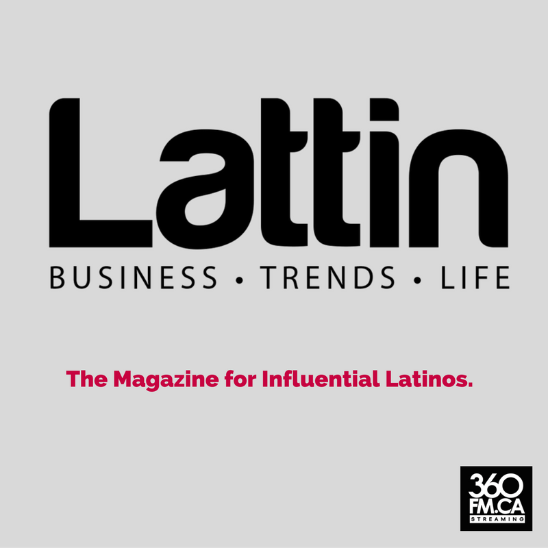 Nace Lattin, el nuevo magazine digital de 360FM