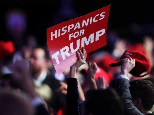 Another election surprise: Many Hispanics backed Trump